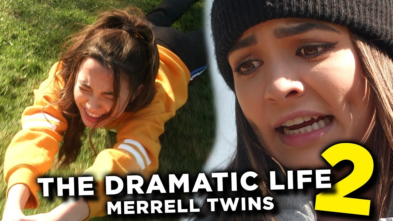 THE DRAMATIC LIFE part 2 - Merrell Twins