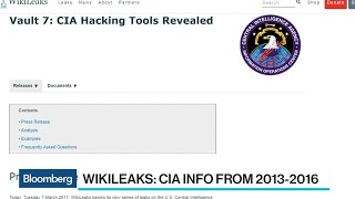 WikiLeaks Says the CIA Can Hack Tech Devices