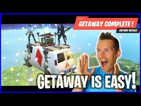 GETAWAY LTM VICTORIES Are EASY!