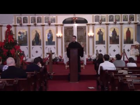 Ithaca Pan-Orthodox Young Adult Retreat [Session 1: Vocation]