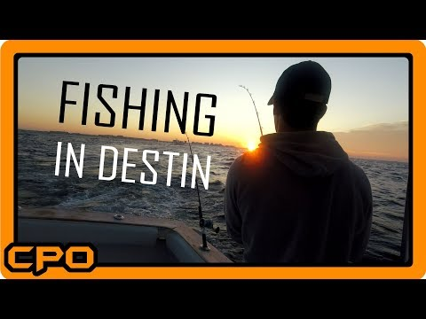 Destin, Florida Fishing With On The Stelluna Charter Fishing Boat