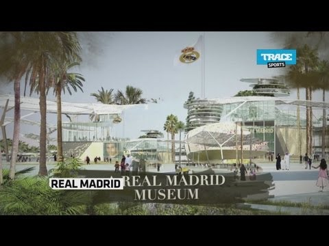 Sporty News: Real Madrid resort project