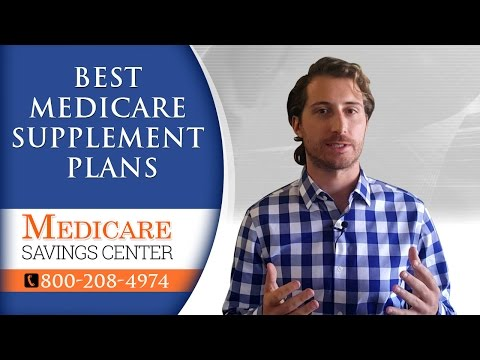 What Are The Best Medicare Supplement Plans (Medigap) In 2018?