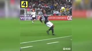 En İyi Futbol Hareketleri Goller Komik Anlar Beceriler