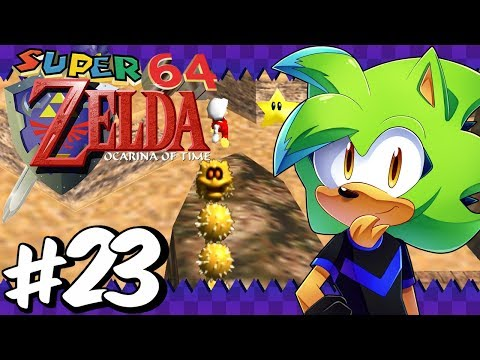 Super Mario 64: Ocarina of Time (100%) | Part 23 | SM64 Rom Hack