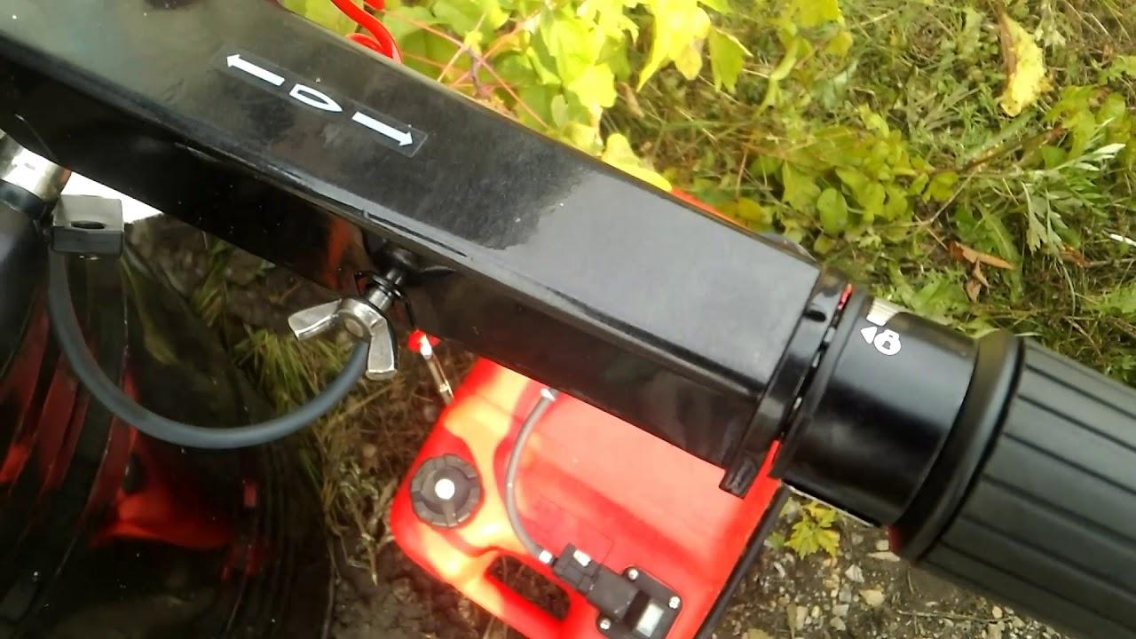 Лодочный мотор Гладиатор 9.9-15. Обзор, обкатка. - YouTube
