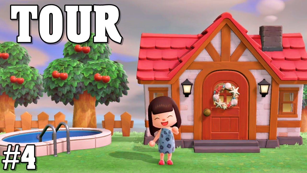 Tour Pela Casa Da Flavinha Animal Crossing #4