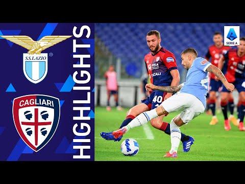 Lazio 2-2 Cagliari | The spoils are shared at the Olimpico | Serie A 2021/22
