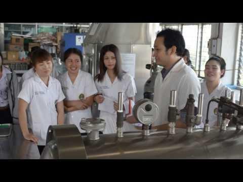 สาขาวิชาวิทยาศาสตร์และเทคโนโลยีอาหาร อบรมการผลิตอาหารกระป๋อง