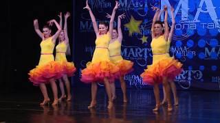 Спортивные бальные танцы школа танцев МАРТЭ