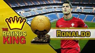How Cristiano Ronaldo won the 2013 Ballon d'Or | The Ratings King
