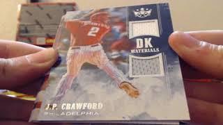 2018 Panini Diamond Kings Baseball 6 Box Break 4-24-2018 (PATCH AUTO MOJO!)