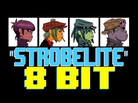 Strobelite [8 Bit Tribute to Gorillaz] - 8 Bit Universe (WARNING: Epileptics beware)