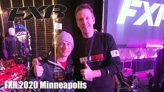 Snowrider Tv Ep. 40, Säsong 2 - Fxr 2020 Minneapolis, Levi Lavallee