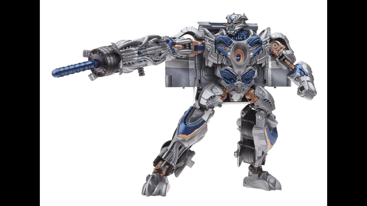 Transformers 4 Age Of Extinction - Update 12 - Galvatron ...