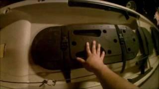 Reel Yakin - Ocean Kayak Trident 13 Cutting Board
