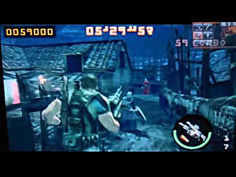 resident evil 5 mercenaries guide