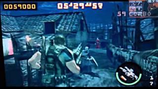 Resident Evil 3DS The Mercenaries 3D Mission EX-1 Chris 710093 P22