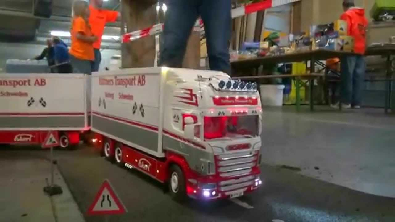 Awesome Scania Sweden Truck Youtube