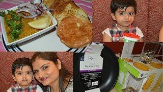 #Daily Vlog: Sharing Pav Bhaji Recipe, Mini Walmart Haul | Indian Family In USA | Real Homemaking