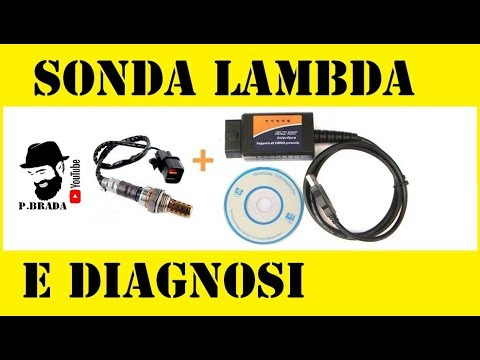autodiagnosi e sostituzione sonda lambda by paolo brada diy youtube. Black Bedroom Furniture Sets. Home Design Ideas