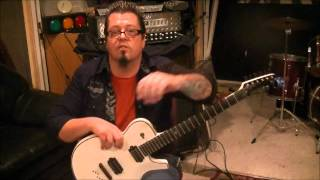 How to play Wicked Sensation by Lynch Mob on guitar by Mike Gross