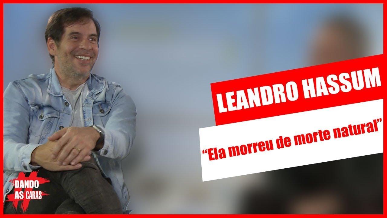 Leandro Hassum fala sobre estreia do filme O Candidato Honesto 2 e macumba no Jô (2018)