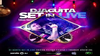 SET IN LIVE CUARTETOS DEL RECUERDO - DJ AGÜITA (Morena Club)