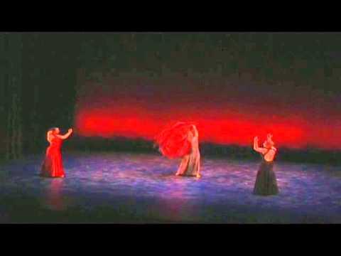 Toronto Flamenco company Ritmo Flamenco performs to Igor Stravinsky's The Rite of Spring