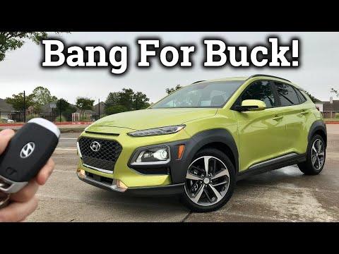 2020 Hyundai Kona Ultimate Review & Drive | Versatile & Spunky