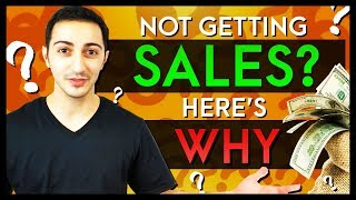 Are You Getting Traffic but No Affiliate Sales? Here's Why