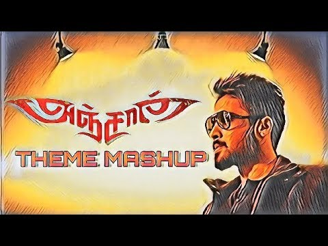 Anjaan Theme Mashup | With sketch Effect | From | Mashup of Raj