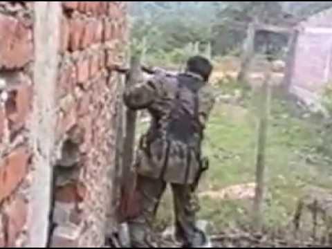 Colombia guerra Cauca.mpg