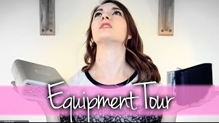 EQUIPMENT TOUR  | |  Not So Foxxy Fridays