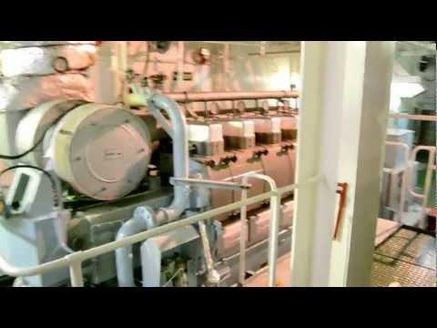 Tanker Engine Room