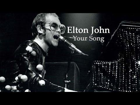 Your Song - Elton John - Lyrics/แปลไทย
