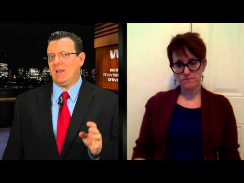 Becca Bodner Discusses Police Response in Ferguson, September 3, 2014 - NextNewsNetwork  - 7ti_xpjaVJw -