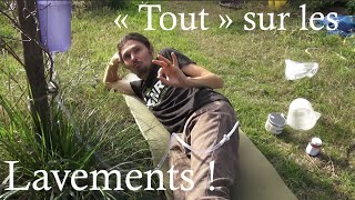 """""""Tout"""" sur les lavements - www.regenere.org"""