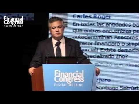 Santiago Satrústegui (Vicepresidente de EFPA)