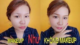Hướng Dẫn Makeup Tự Nhiên Đi Học | Makeup Như Không Makeup [ Trang Điểm Hàng Ngày ]