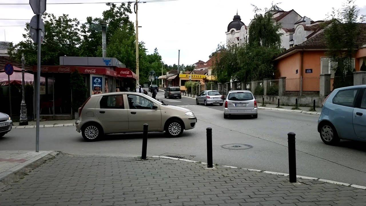mapa kragujevca sa ulicama ulica Kneza Milosa   Kragujevac   2015   YouTube mapa kragujevca sa ulicama