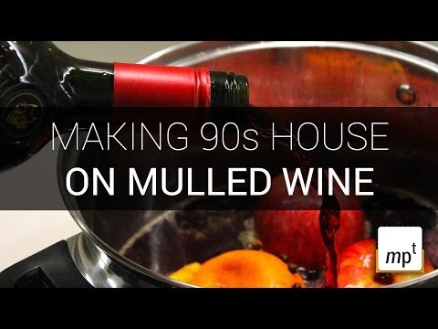 Ableton Live - Creating a 90s Underground House Dub on Mulled Wine