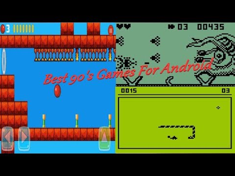 Best 3 Games Ever | 90's Childhood Games | For Android