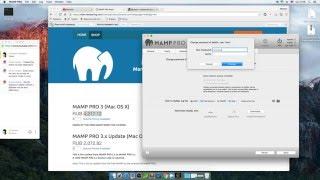 Стрим: Запуск Битрикс на MAMP-PRO и нативная 1С:УТ для Mac OS