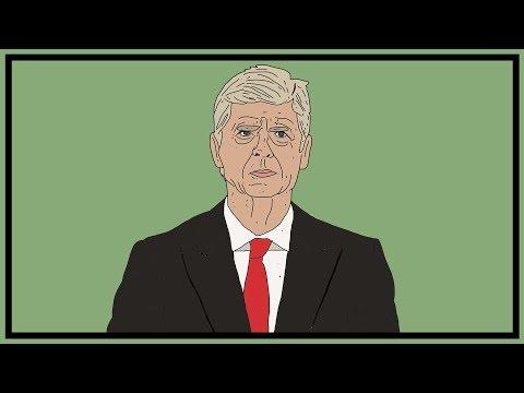 Arsène Wenger - Former Arsenal Manager: A Football Life