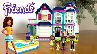 Lego Friends 2021 Andrea's…