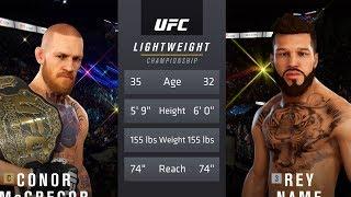 INSANE TITLE FIGHT vs CONOR McGREGOR!! - UFC Career Mode - Part 9