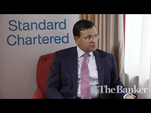 Sunil Kaushal, Regional Chief Executive of Africa and the Middle East, Standard Chartered