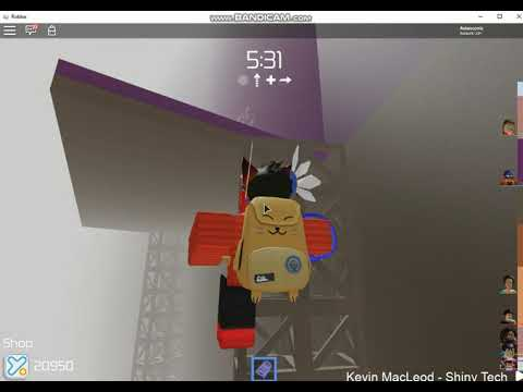 Roblox Tower Of Hell Every Effect Fusion Coil Youtube