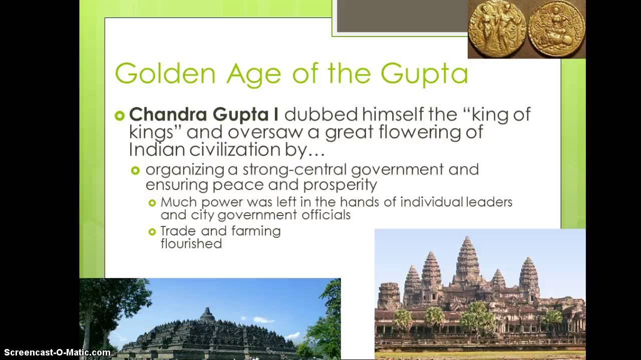 The Golden Age of Indian Coinage: The Gupta Coins